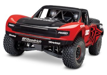 Traxxas C-TRX85076-4 Unlimited Desert Racer 4WD TSM 1/7th Red